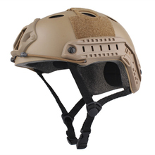 2017 SPIRIT TACTICAL Outdoor Helmet Military Tactical Helmet Outdoor CS Airsoft Paintball Base Jump Protective Safety & Survival