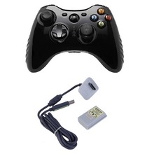 2 in1 4800mAh Rechargeable NI-MH Battery Pack Kit+ USB Cable Charging Charger Backup For Xbox 360 Console Wireless Controller