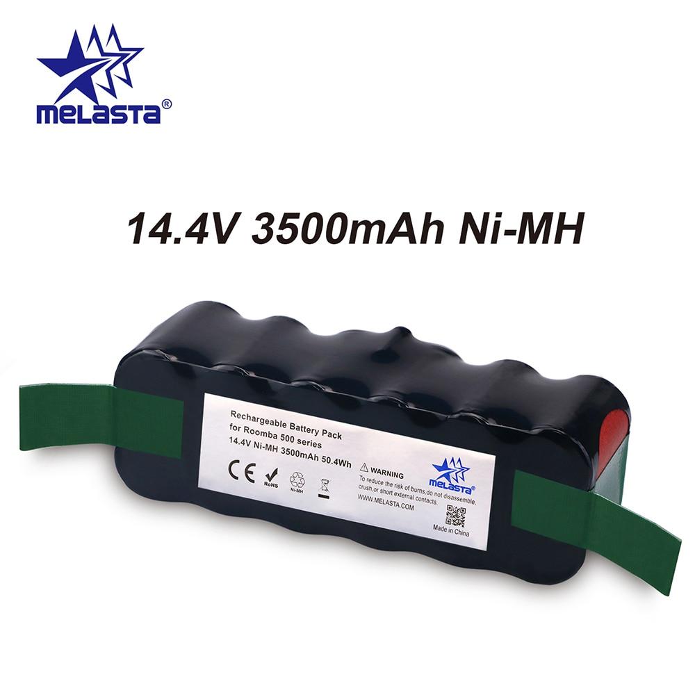540 560 Batteria 3000mAh 14.4V Ni-Mh per iRobot Roomba 535 550 555