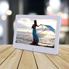 Top Quality 10.1'' HD LED Digital Photo Frame Picture Album Movie Player with Remote Control Oct9(China)