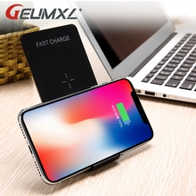 Buy GEUMXL Wireless Cell Phone Charger Qi Wireless Charger Quick Charge 3.0 Android Fast Charge iPhone X 10 8 Samsung Note 8 S8+ for $17.50 in AliExpress store