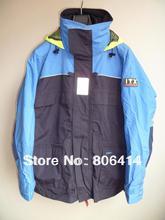 Фол парусный спорт катание на лодках / рыбалка куртка парусного куртка от берега синий цвет M размер(China)
