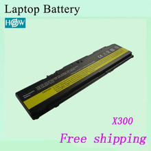 3600mah 43R9253 43R9255 43R1965 43R1967 laptop battery for LENOVO(for IBM) For ThinkPad X300 X301 Series Reserve Edition 8748