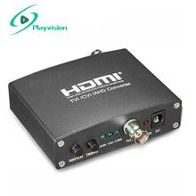 Multi-function converter AHD/TVI/CVI TO HDMI/VGA/CVBS Input max resolution can be 1080P Output 720P and 1080P(China)