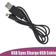 Charge USB Cable USB Sync For Nintendo for 3DS Brand  PromotionHot New Arrival