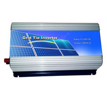 MAYLAR@  45-90V DC to AC 220Vac 2000W Solar Pure Sine Wave Grid Tie Power Inverter