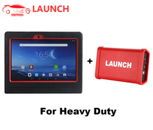 Launch X431 V+ for Diesel / Gas Vehicle Heavy Duty Diagnostic-tool X431 Truck Diagnostic Tool Plus HD Box Full System Diagnosis