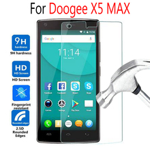 Doogee X5 Max/Doogee X5 Max Pro Tempered Glass For Doogee X5 Max Phone Screen Protector Cover Protective Film Case