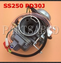 GY6 250CC PD30J CARBURETOR HAMMERHEAD SS250 GO KART BUGGY PARTS(China)