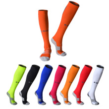 Compression Sports Socks Men's Football Stockings Cotton Leg Warmers Thicken Soccer Cycling Winter Basketball Socks For Women(China)