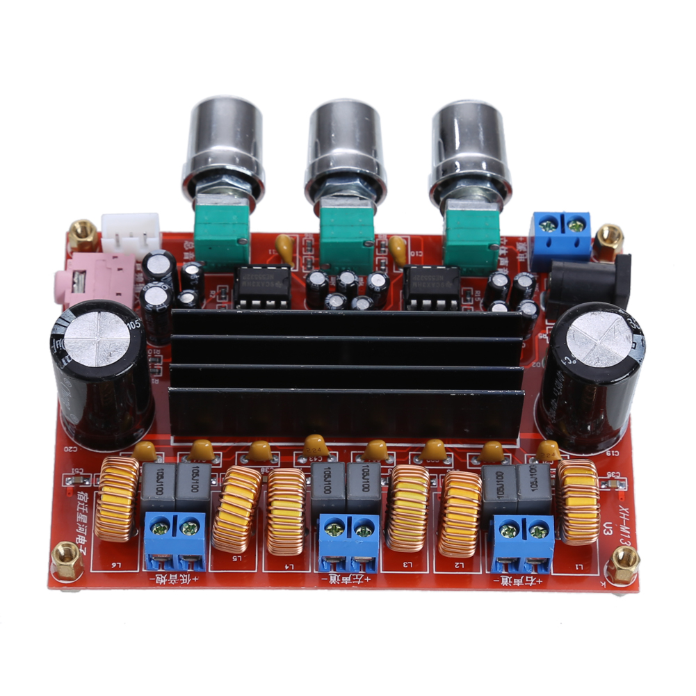 High Quality 3 Channel Tpa31116d22 50wx2 100w 21 Digital Dual Ne5532 Subwoofer Processing Circuit Low Pass Filter Board Orders Processed Timely After The Payment Verification We Only Ship To Confirmed Order Addresses Your Address Must Match Shipping