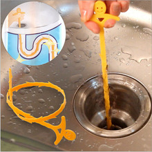 1* Hair Sewer Filter Drain Cleaners Outlet Kitchen Sink Strainer Anti Clogging Wig Removal Diagnostic-tools Bathroom Accessories