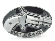 North American Arms Spinner Belt Buckle(China)