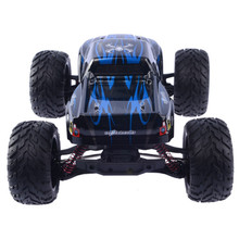 Hot Sale RC Car 9115 2.4G 1:12 1/12 Scale Car Supersonic Monster Truck Off-Road Vehicle Buggy Electronic Toy(China)