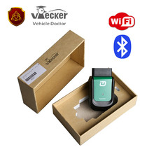 [Vpecker Distributor]VPECKER Easydiag Full Diagnostic Wifi and bluetooth version better than Launch IDIAG Free Shipping(China)
