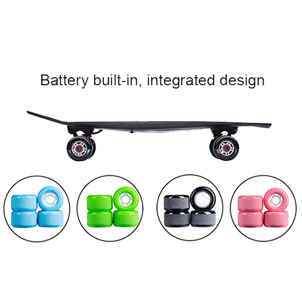 Samsung battery insade electric skateboard