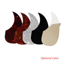 1PCS Universal Folk Acoustic Guitar Pickguard Self-adhesive Pick Guard Sticker for Acoustic Guitar Parts,Optional Color