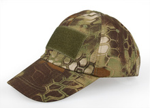 New Tatical Four Color Camouflage Fishing Hat  For Paintball Accessory CL29-0046