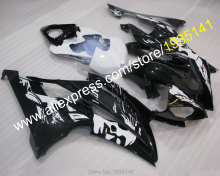 Hot Sales,For Yamaha YZF R6 black white motorcycle fairing 08 09 10 11 12 13 14 16 YZF-R6 cowling part YZFR6 (Injection molding)(China)