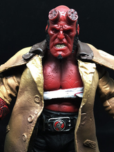 MEZCO Hellboy Movie 2.0 Hurt Version 7inch Collectible Action Figure