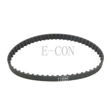 1pcs 110XL Timing Belt L031 55teeth Width 0.31inch(8mm) XL Positive Drive Pulley for CNC Stepper Motor and engraving machine(China)