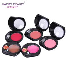 Brand Single Blush Palette Rubor Smooth and Soft Rouge Blusher Blush Matte Powder Bronzer Contour Make Up Blush Maquiagem(China)
