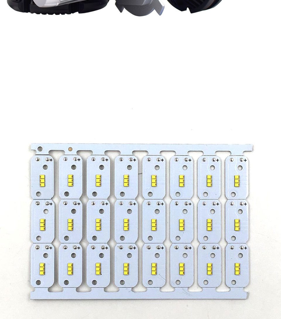 ZES COB LED Chip for X3 Car Headlight Bulbs H1 H3 H4 H7 9005 9006 880 H13 9004 9007 Auto Headlamp Light Source X3 ZES Chip (9)