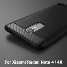 Fashion Case For Xiaomi Redmi Note 4 4X Pro Prime Soft Silicone TPU Housing Fundas Back Cover For Xiaomi Redmi Note4 4X
