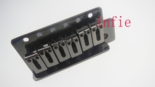 Black New Replacement Standard Tremolo Electric Guitar Bridge Set for  Stratocaster  Electric Guitar Parts & Accessories