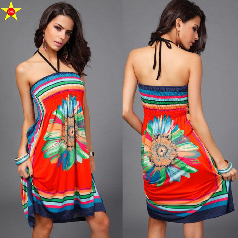 Swaggy HTB1euZdRpXXXXbXXFXXq6xXFXXXw Sommerkleid mit V-Schnitt aus Seide - 23 verschiedene Farben