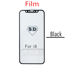 Buy 5D Tempered Glass Apple iPhone 8 Curved Edge Full Cover Premium 5D LCD Screen Protector Film Case iphone 8 Case i8 Film for $6.90 in AliExpress store