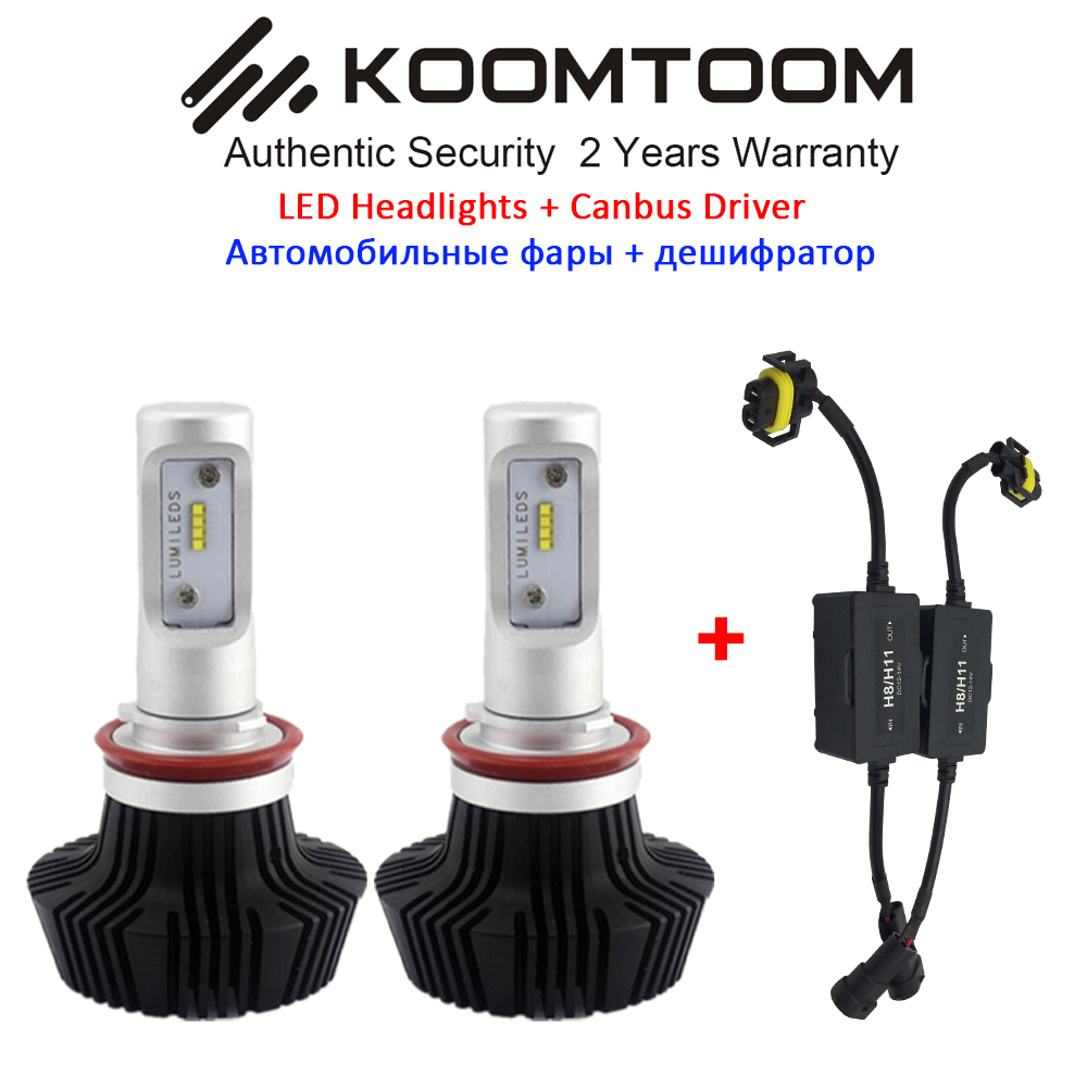 K7S LED Canbus Error Free 8000LM 80W H11 H8 LED Headlight Car 9005 9006 9004 9007 H4 H7 LED Bulb for Car LED Headlight<br><br>Aliexpress
