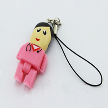 0!New hot selling EMS memory card of doctor model usb flash drive 2GB 4GB 8GB 16GB 32GB flash memory stick pendrive  S7