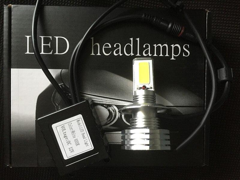 1pcs H4 9003 HB2 Hi/Lo 45W 4500LM High Power High Lumen LED Replace Car Motorbike Motorcycle Conversion DRL Headlight Bulb<br><br>Aliexpress