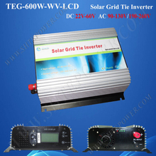 Best price 24v 48v mppt 600w solar cells inverter for 220v country(China)