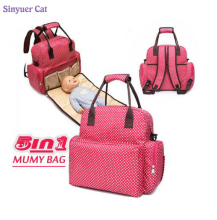 baby care nappy changing multifunctional baby bags for mom maternity mom diaper bag backpack for stroller baby handbag travel
