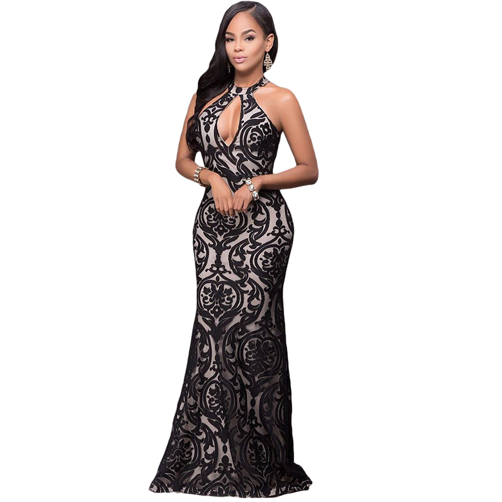 Popular Evening Gowns Black and White-Buy Cheap Evening Gowns ...
