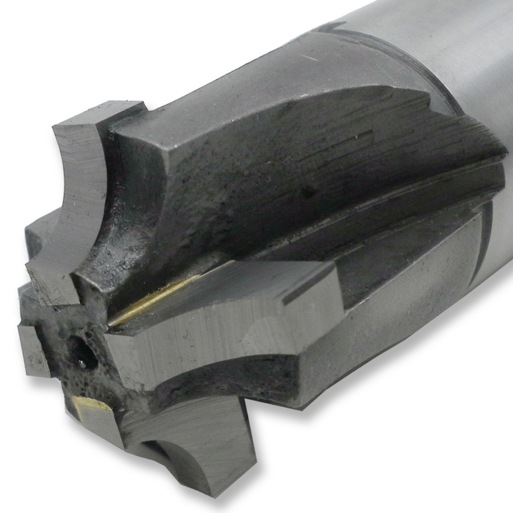 MZG Concave Radius Milling Cutters Welding blade type tungsten steel R angle chamfer cutter Workpiece chamfering processing<br>