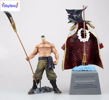 Tobyfancy One Piece Action Figure Edward Newgate PVC 20CM Onepiece Special DXF Anime Figure Toys Japanese Anime Figures