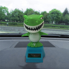 New Solar Dancing Toy CARPRIE 1PC Cute Animal Solar Powered Dancing Swinging Animated Dancer Toy Good Gift Car Inner Decor Toy(China)