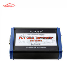 2016 FLY OBD Terminator Locksmith Version Free Update Online with Free J2534 Software(China)