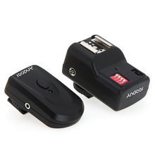 Andoer PT-16GY 16 Channels Radio Wireless Remote Speedlite Flash Trigger Shutter Release for Canon Nikon Pentax Olympus