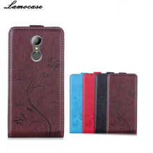 Buy Lamocase Leather Case HomTom HT37 Vertical Flip Cover HomTom HT37 5.0 inch Protective Phone Bags&Cases for $5.99 in AliExpress store