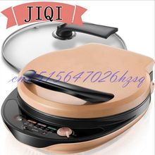 JIQI 1300W Household Multi function Electric Skillet baking pan double heating machine Pancake makers Hover(China)