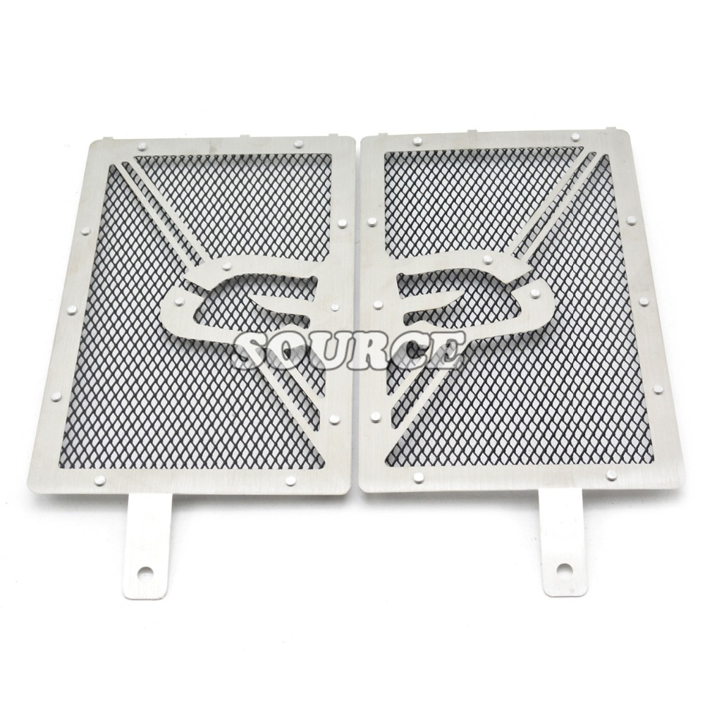 Motorcycle Radiator Grill Protector Protective Cover Guard Grill For BMW R1200GS 2013-2015 2014 R1200GS ADV 2014-2015