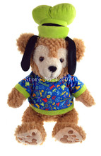 New Duffy Bear Cos Goofy Plush For Girls Boys 45CM Kids Stuffed Animals Toys Children Christmas Gifts