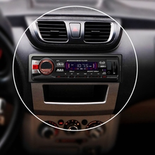 Car Bluetooth FM Transmitter Audio Stereo In Dash AM FM Aux Input Receiver SD USB MP3 Cassette Music Player With Remote Control