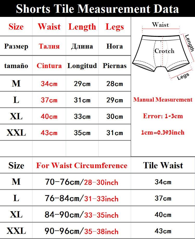 S601 Shorts
