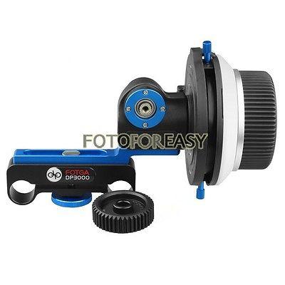 FOTGA DP3000 DSLR Follow Focus A/B Hard Stops for 15mm Rod 5D II III 7D GH2 60D<br><br>Aliexpress