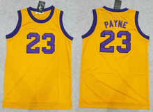Basketball Jersey All Stitched Mesh Jersey Martin TV Show #23
